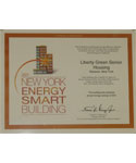 Devon Mgt. Senior Housing NY Energy Smart Award