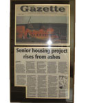 Devon Mgt. Senior Housing Gazette Recognition